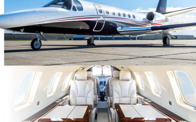 Citation Ultra Approved For Charter
