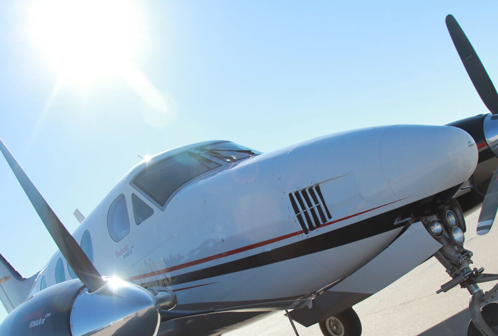 Silverhawk Aviation Installs One Of The First Gogo Avance L5 Systems