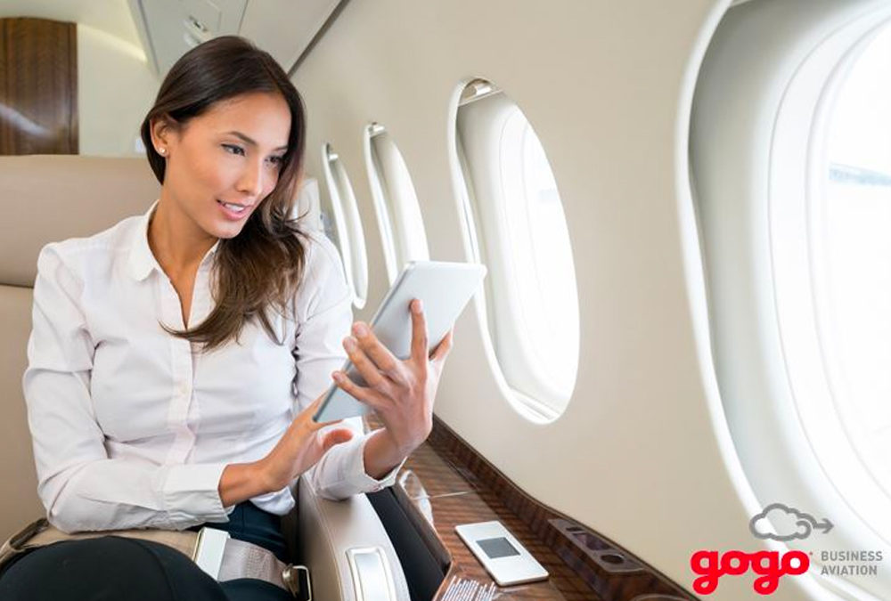 Silverhawk Partners with GOGO on 4G STC
