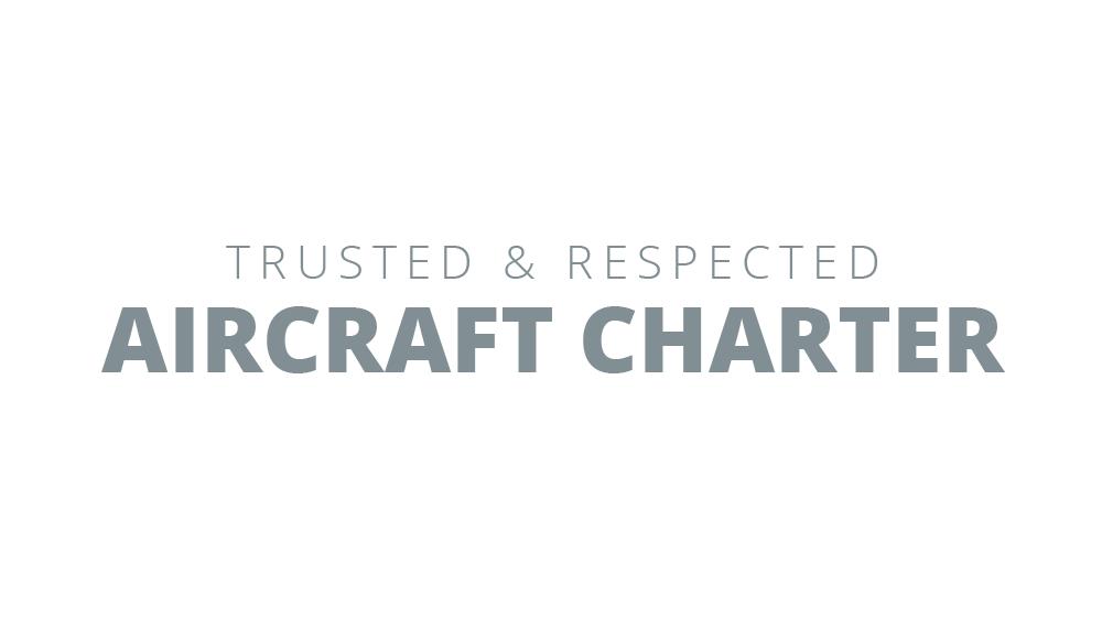 Aircraft Charter - Silverhawk Aviation