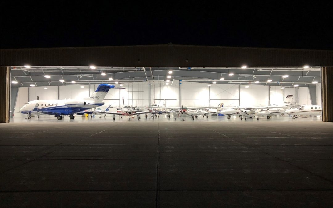 Need Hangar Space?