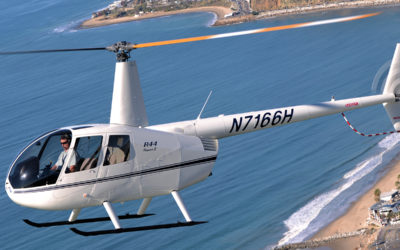 Silverhawk is Now a Robinson R44 Factory Authorized, Inspection, Repair, and O/H Facility!