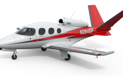 We Are Now A Cirrus SF50 Limited Line Service Capable Service Facility