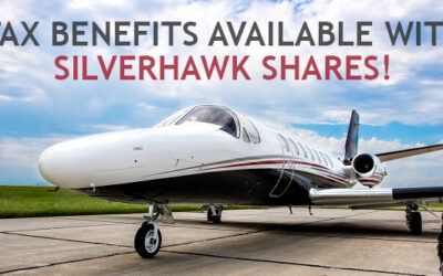 Enormous Tax Benefits Available With Silverhawk Shares!