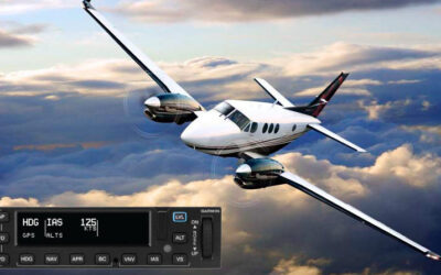 Garmin GFC 600 Digital Autopilot Approved for Select King Air C90 and E90 Aircraft