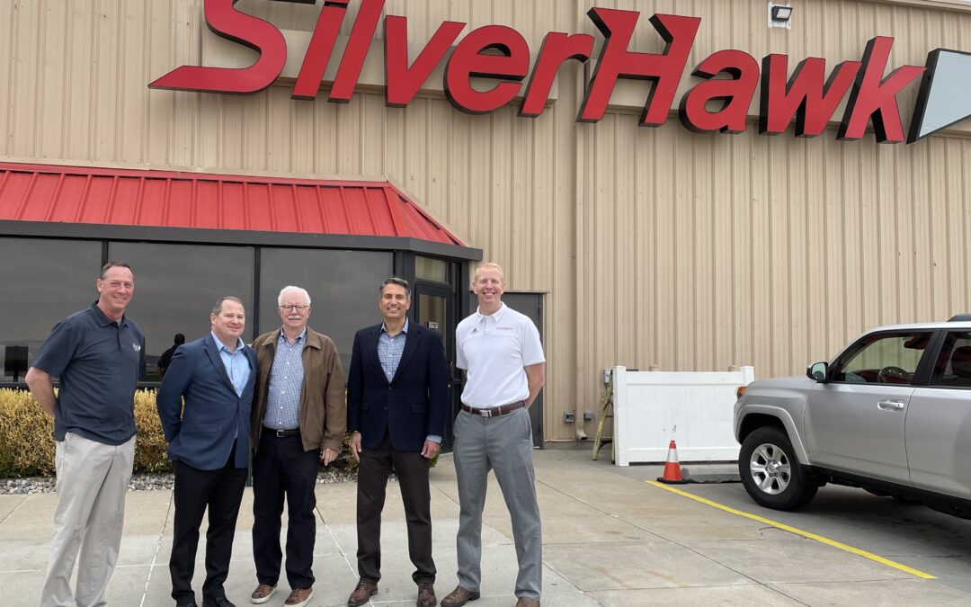 Ross Aviation Acquires Silverhawk Aviation's FBO and MRO